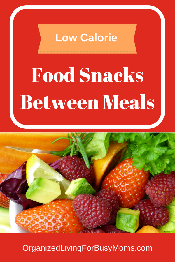 low-calorie food snacks