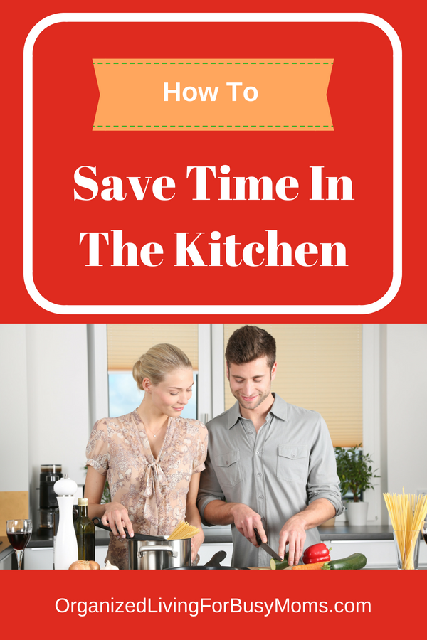 kitchen time saving tips